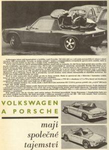 Volkswagen a Porsche - společné tajemství